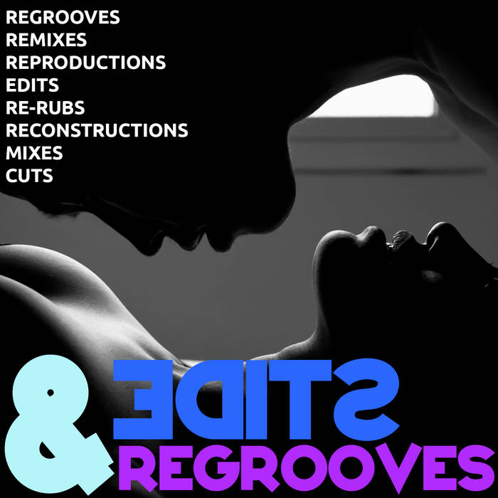 EDITS & REGROOVES cover art