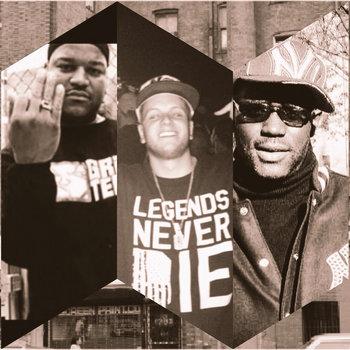 """Rap Like"" (VLS) Tragedy Khadafi. Jukstapose. Blaq Poet (Prod: Tone Spliff) cover art"