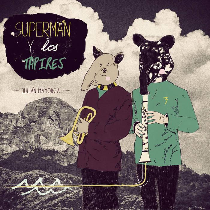 Supermán y los tapires cover art