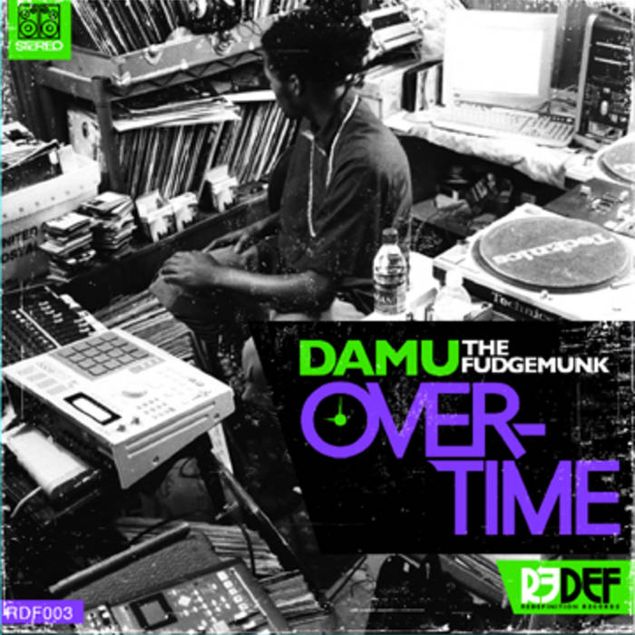 Overtime (2008 EP) cover art