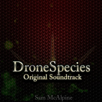 DroneSpecies OST cover art