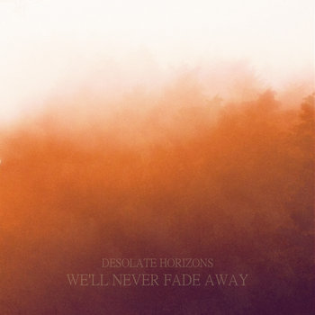 We'll Never Fade Away cover art