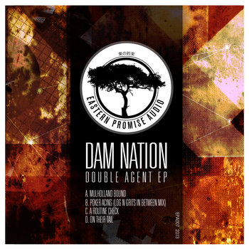 EPA007: Dam Nation - Double Agent EP cover art