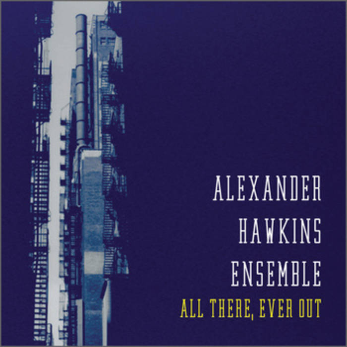 ALL THERE, EVER OUT cover art
