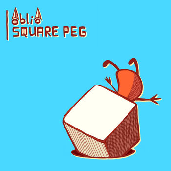 Square Peg EP cover art