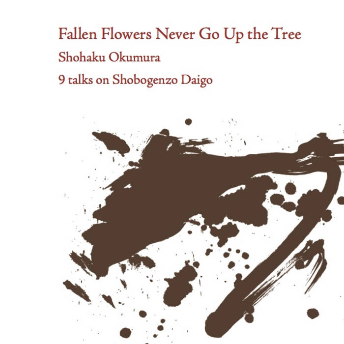 Fallen Flowers Never Go Up The Tree:  9 talks on Shobogenzo Daigo cover art