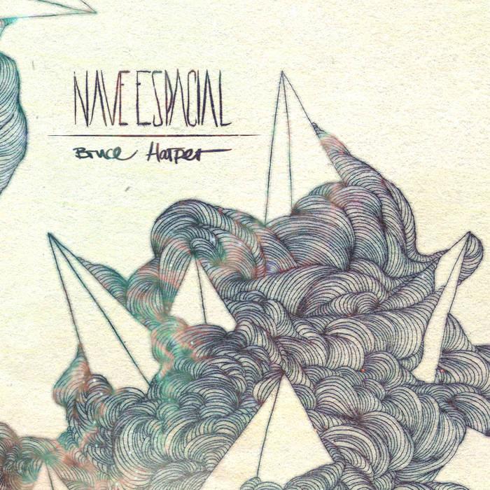 Bruce Harper EP cover art