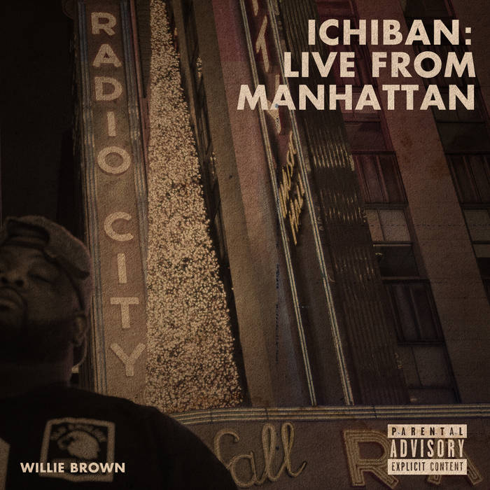 Ichiban: Live From Manhattan cover art