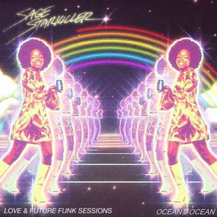 Love & Future Funk Sessions cover art
