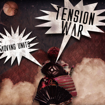 Tension War EP cover art