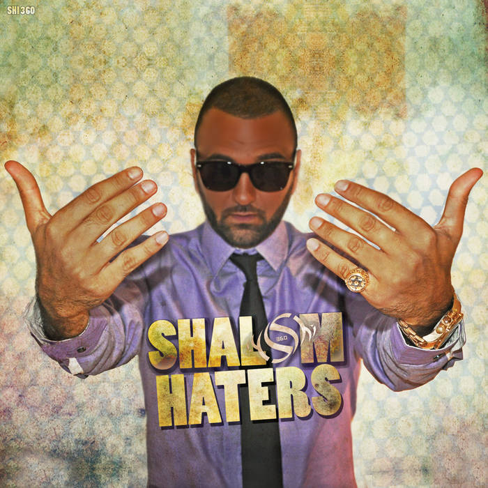 Shalom Haters cover art