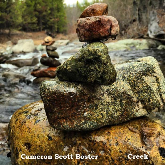 Creek cover art