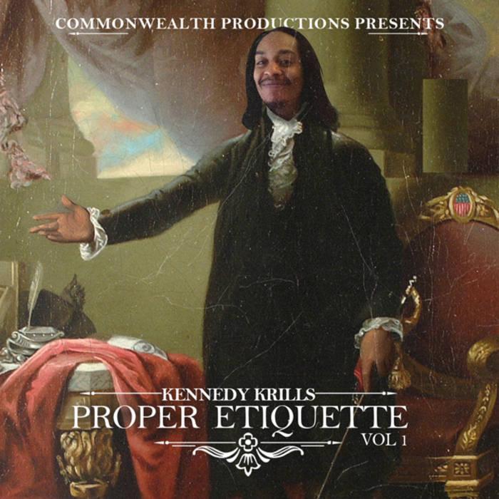 Proper Etiquette vol 1 cover art