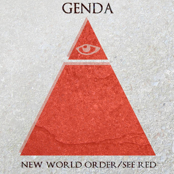 New World Order/See Red [GIB014] cover art