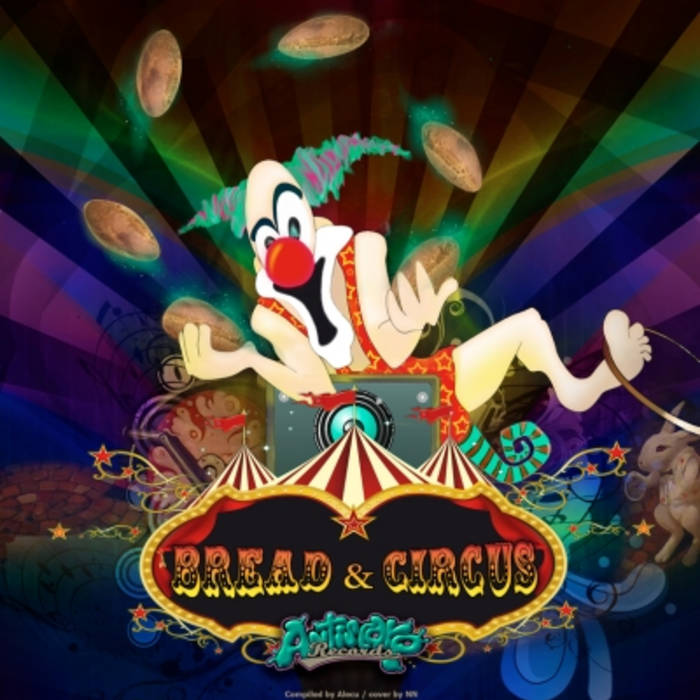 Bread & Circus cover art