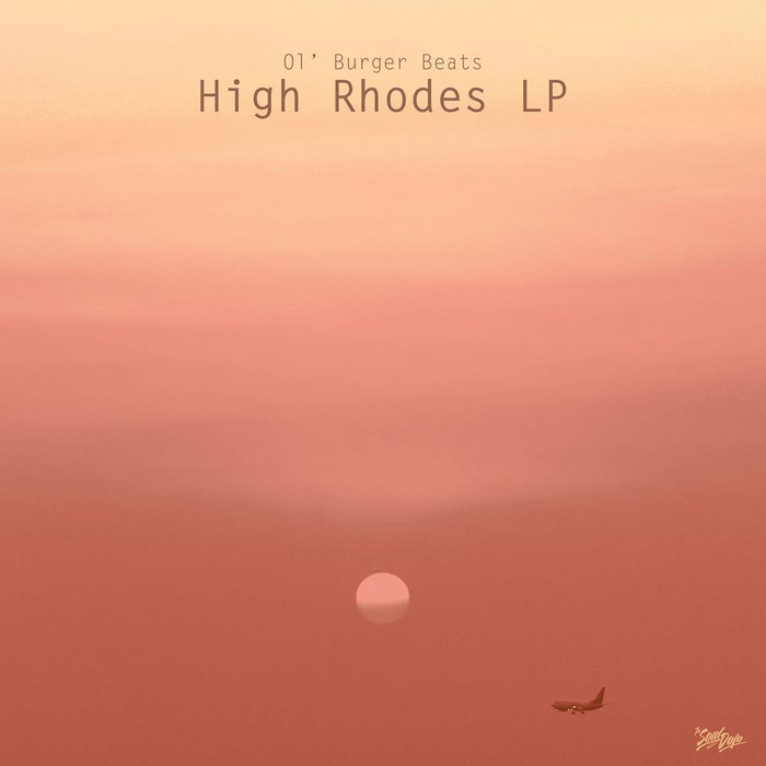High Rhodes LP cover art