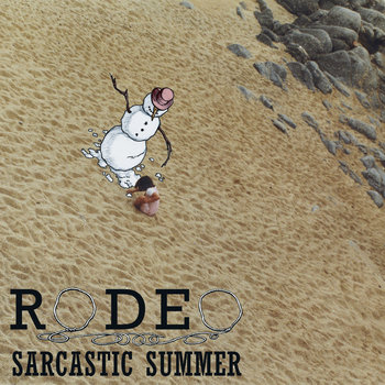 Sarcastic Summer cover art