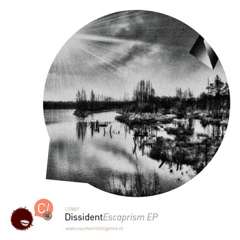 CID007 - Dissident - Escaprism EP cover art