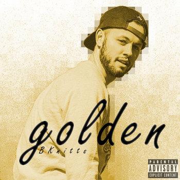 GOLDEN cover art
