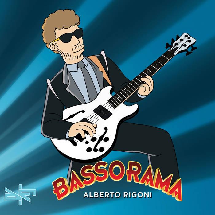BASSORAMA cover art