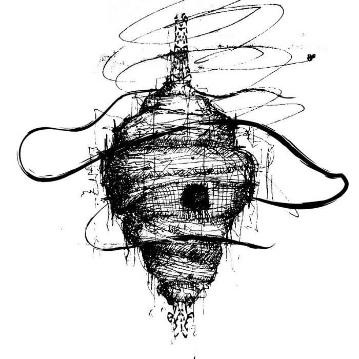 Honey Spine LP cover art