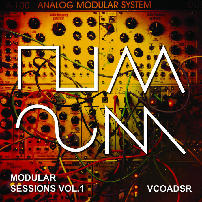 Modular Sessions Vol.1 cover art