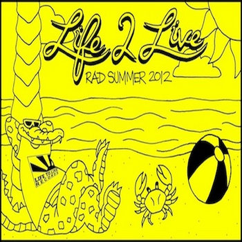 Rad Summer 2012 cover art