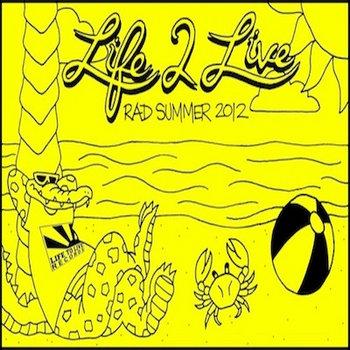Rad Summer 2012 cover art