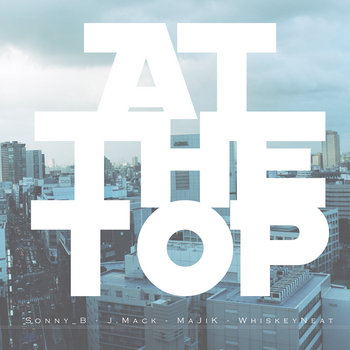 AT THE TOP -Single- cover art