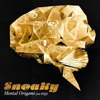 mental origami feat. rqm cover art