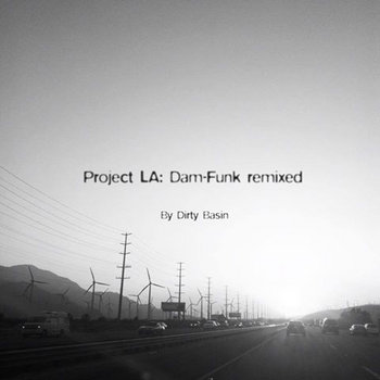 Project LA: Dam-Funk remixed cover art