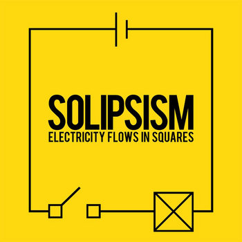 Electricity Flows In Squares cover art