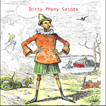 Dirty Phony Saints cover art