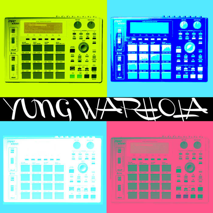 Yung Warhola: Beats by Frigid Giant cover art