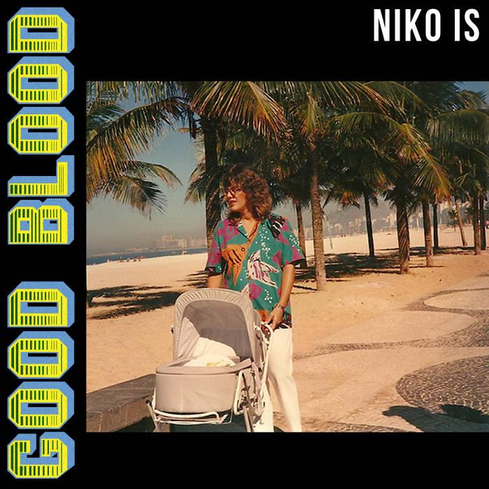 GOOD BLOOD LP cover art