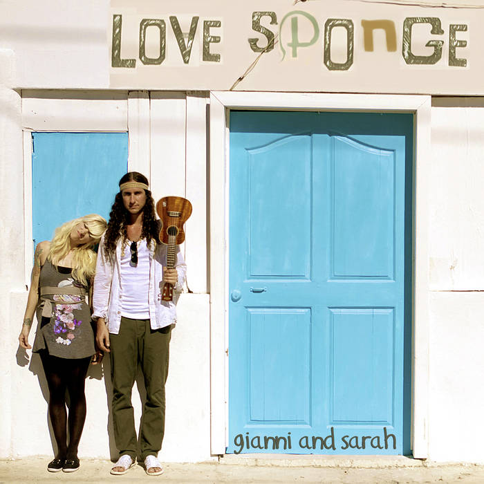 Love Sponge cover art