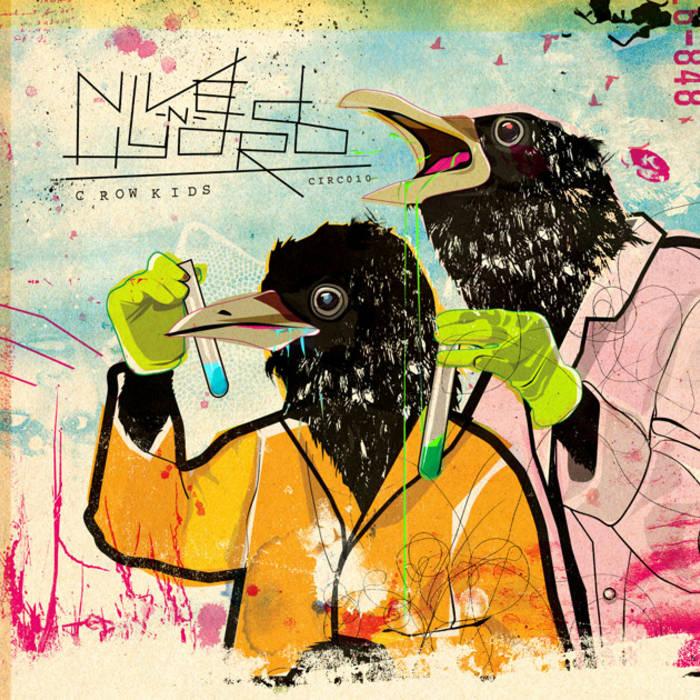 Nived-N-Hydro - Crow Kids cover art