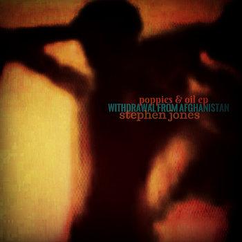 Poppies & Oil e.p. cover art
