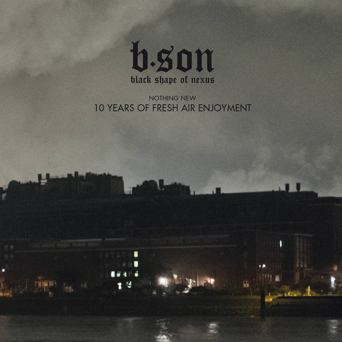 Nothing new - 10 years of fresh air enjoyment cover art