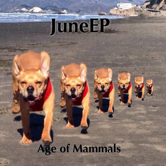 JuneEP cover art