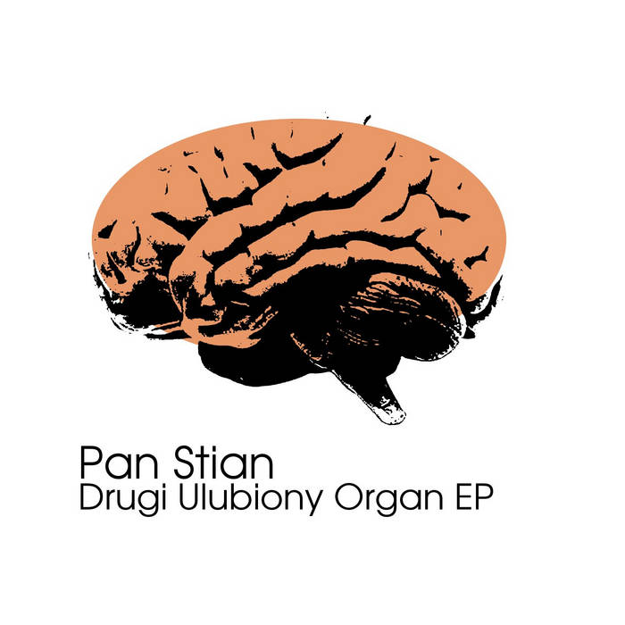 Drugi Ulubiony Organ EP cover art