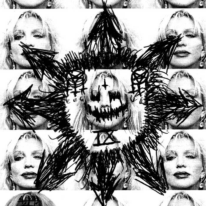 Courtney Love cover art