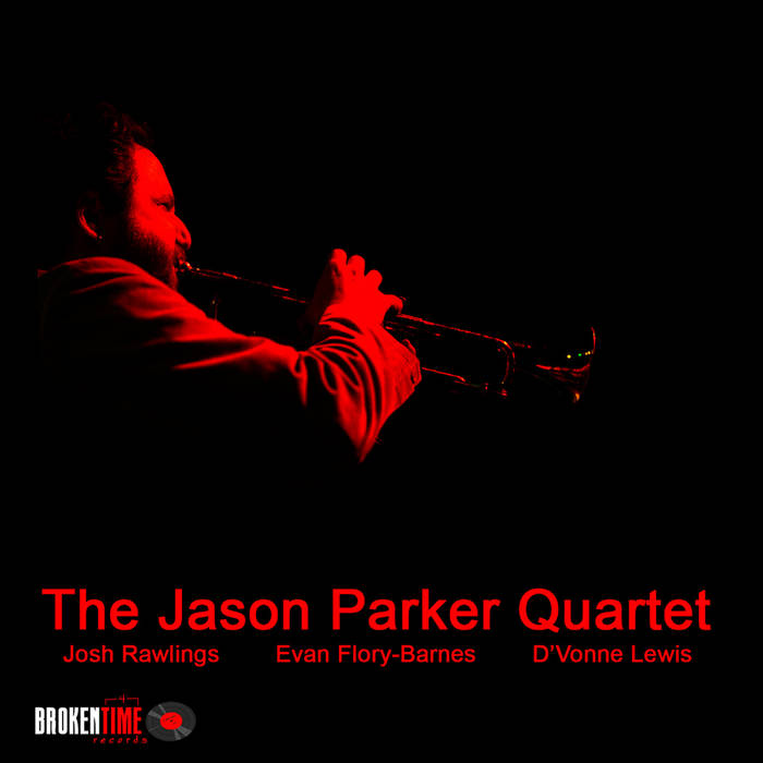 The Jason Parker Quartet cover art