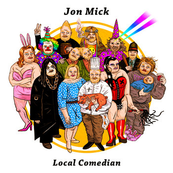 Local Comedian cover art