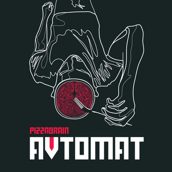 Pizzabrain cover art
