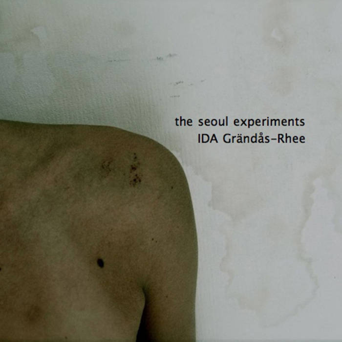 the seoul experiments cover art