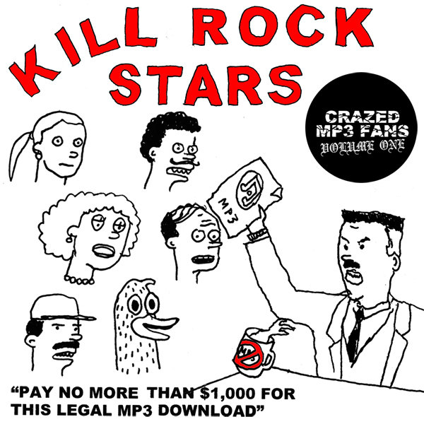[Sunday Listening] Kill Rock Stars edition