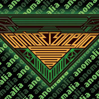 sombreronegro - anomalia EP cover art