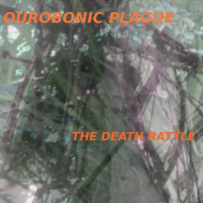 THE DEATH RATTLE cover art