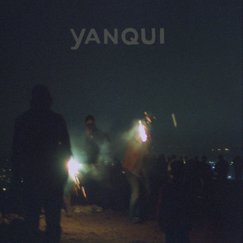 YANQUI EP cover art